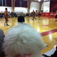 Photo taken at Cabrini Hall by Kitkat S. on 12/2/2012