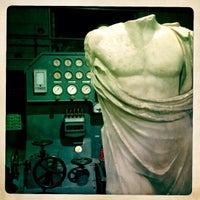 Photo taken at Centrale Montemartini by Andrea B. on 1/2/2013