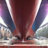 Foto diambil di Princess Dock Cammell Lairds oleh Steven O. pada 2/12/2013