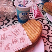 Photo taken at Pafuş Tost by Seda D. on 5/24/2016