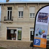 Photo prise au Lézard Créatif Eysines par Lézard Créatif le8/12/2014