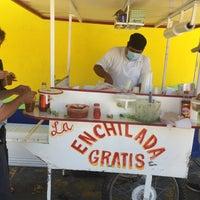 Photo taken at La Enchilada Gratis by 💸CHRISLOP™ on 3/21/2015