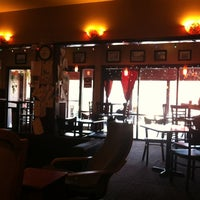Photo taken at Empresso Coffeehouse by Phil B. on 1/14/2013