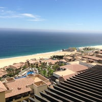 Photo taken at Pueblo Bonito Sunset Beach Resort & Spa by Ashley L. on 5/17/2013