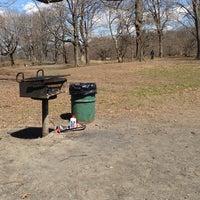 Photo taken at Prospect Park Picnic House by Ashley L. on 3/30/2013
