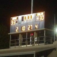 Photo taken at Brooks Field at Wallace Wade Stadium by Jonathan W. on 10/21/2012