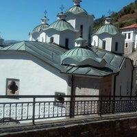 Photo taken at Манастир Свети Јоаким Осоговски / Joachim of Osogovo Monastery by Frosina T. on 8/27/2016