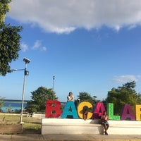 Photo taken at Bacalar by coraline c. on 1/8/2017