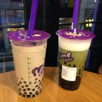 Photo taken at chatime by Brenda K. on 11/19/2014