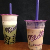 Photo taken at chatime by Brenda K. on 9/18/2014