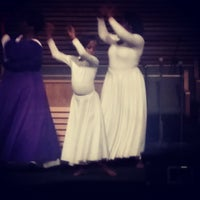 Photo taken at Crossroads Covenant Church by Bianca J. on 4/19/2015