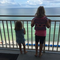 Photo taken at Splash Resort Panama City Beach by Rob M. on 6/11/2016