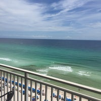 Photo taken at Splash Resort Panama City Beach by Rob M. on 6/4/2016
