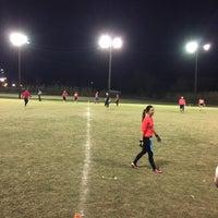 Photo taken at Houston Sportplex by Tien N. on 2/9/2017