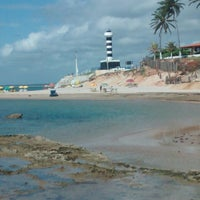 Foto tirada no(a) Pontal do Coruripe por Radjalma #. em 2/28/2015
