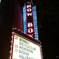 Photo taken at The Showbox by John W. on 10/27/2012
