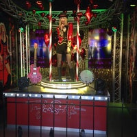 Photo taken at Movieland Wax Museum of the Stars by Nora S. on 8/24/2016