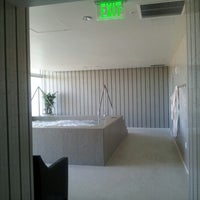 Photo taken at Spa 14th Floor TSR by Johnny L. on 10/28/2012