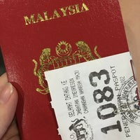 Photo taken at Immigration Department Malaysia by Ruthbel C. on 3/29/2016