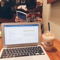 Photo taken at Gloria Jean's Coffees by Nadhia M. on 9/12/2015
