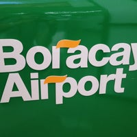Photo taken at Godofredo P. Ramos Airport (Boracay Airport) / Caticlan Airport (MPH/RPVE) by Jay P. on 11/25/2012