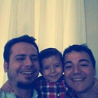 Photo taken at Halilbeyli Koyu by Okan G. on 10/5/2014