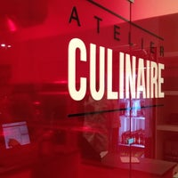Photo taken at Atelier Culinaire by Stephanie G. on 11/12/2012