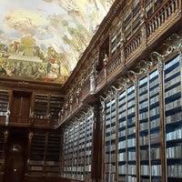 2/18/2018 tarihinde Tomris C.ziyaretçi tarafından Strahovská knihovna'de çekilen fotoğraf