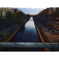 Photo taken at квартальские мосты by Liza on 10/10/2014