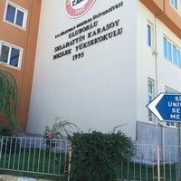 Photo taken at Süleyman Demirel Üniversitesi Selahattin Karasoy Meslek Yüksek Okulu by Fatih Mehmet T. on 9/1/2015