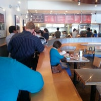 Photo taken at Chipotle Mexican Grill by Gregory C. on 3/28/2013