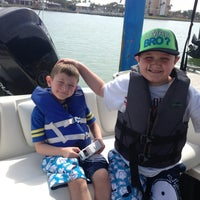 Photo taken at Island Marine Rentals by Leah C. on 4/1/2013