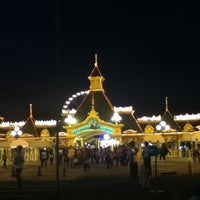 Photo taken at Enchanted Kingdom by Marvee on 1/27/2013