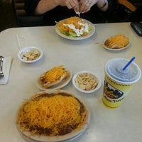 Photo taken at Skyline Chili by David T. on 8/27/2014