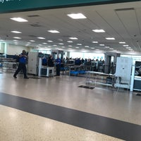 Photo taken at TSA Checkpoint 1 by Paul S. on 6/6/2018