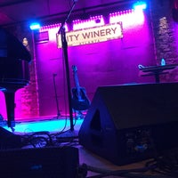 Photo taken at City Winery Atlanta by Paul S. on 3/20/2017