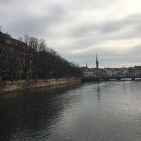Photo taken at Walchebrücke by Paul S. on 11/15/2016