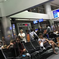 Photo taken at Gate C43 by Paul S. on 8/14/2017