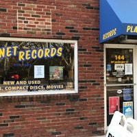 Photo taken at Planet Records by Paul S. on 4/24/2017
