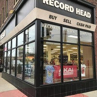 Photo taken at Record Head by Paul S. on 3/9/2017