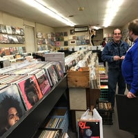 Photo taken at Double Decker Records by Paul S. on 12/10/2016