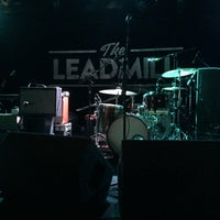 Photo taken at The Leadmill by Paul S. on 11/17/2016