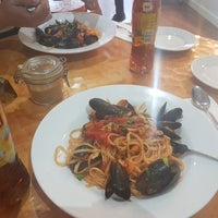 Photo taken at Amici & Bici by Gelly . on 3/23/2018