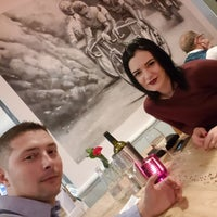 Photo taken at Amici & Bici by Gelly . on 2/14/2018