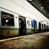 Photo taken at PATH - Harrison Station by dizberiq on 6/20/2013
