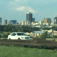Photo taken at Johannesburg by Alparslan on 11/26/2016