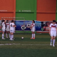 Photo taken at Planeta Gol Club by Luis Fernando D. on 8/31/2014