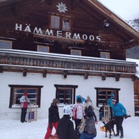 Photo taken at Hämmermoosalm by Robert H. on 1/26/2014