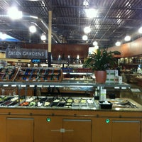 Photo taken at Whole Foods Market by Tom G. on 3/17/2013