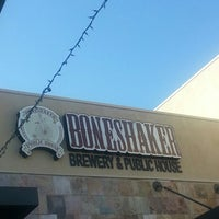 Photo taken at Boneshaker Public House by Tom G. on 10/14/2013